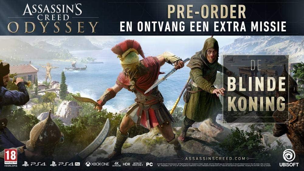 Assassins Creed Odyssey [Importación francesa]: Amazon.es: Videojuegos