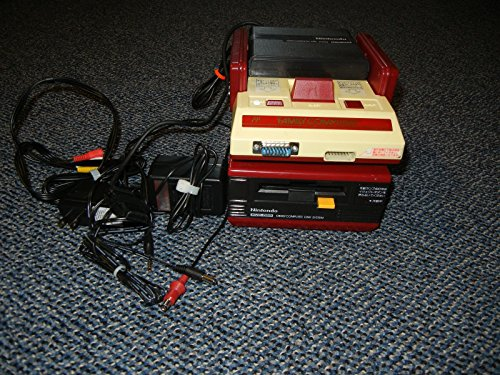 Nintendo Famicom Disk System with RAM Adapter