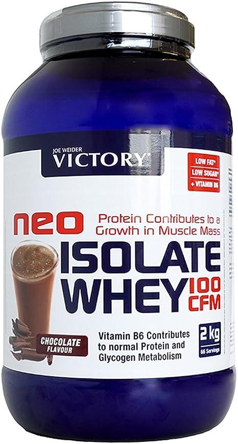 Weider Victory Pro Whey Complex Proteínas, Sabor Chocolate ...