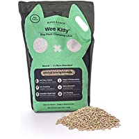 Rufus & Coco Wee Kitty Eco Plant Clumping Litter | Natural Flushable Tofu Clumping Cat Litter | Low Tracking…