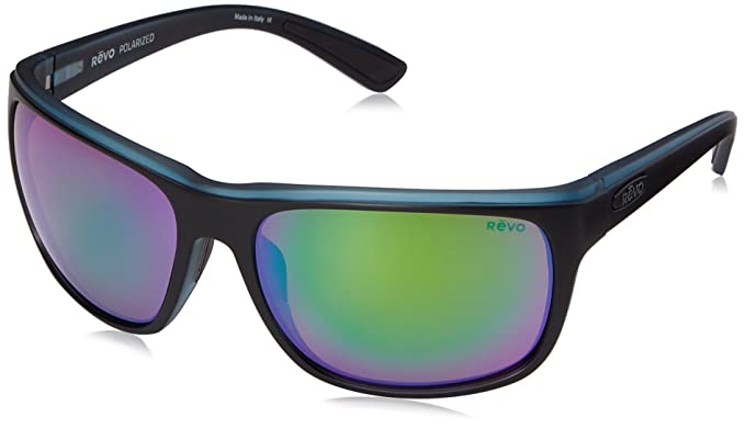 6e2d55c660 Amazon.com  Revo Remus RE 1023 19 GN Polarized Rectangular ...