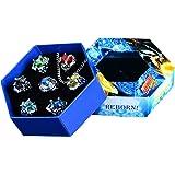 Amazon Com Katekyo Hitman Reborn Vongolo Family Ring Set Of 7