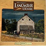 2002 Bill Coleman's Lancaster County Fall Splendor Jigsaw Puzzle - 1000 Pieces (Package Wear)