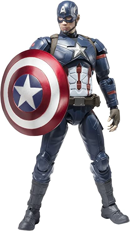 6/'/' S.H.Figuarts Captain America Civil War Figure SHF Action Collection New