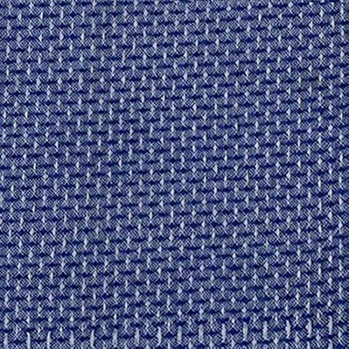 Cotton Fabric  Fat Quarter Blank Stitch Weave Grey Intermix Cotton Dobby