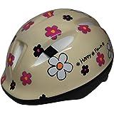 幼児・子供用 自転車ヘルメット 花柄 1歳~6歳未満 CH-1