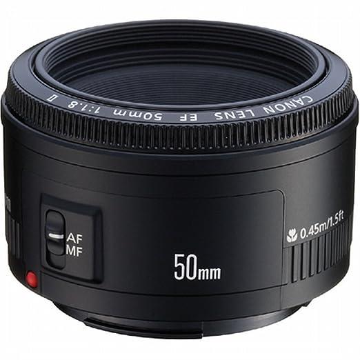 1021 opinioni per Canon EF 50mm/1:1,8 II Obiettivo
