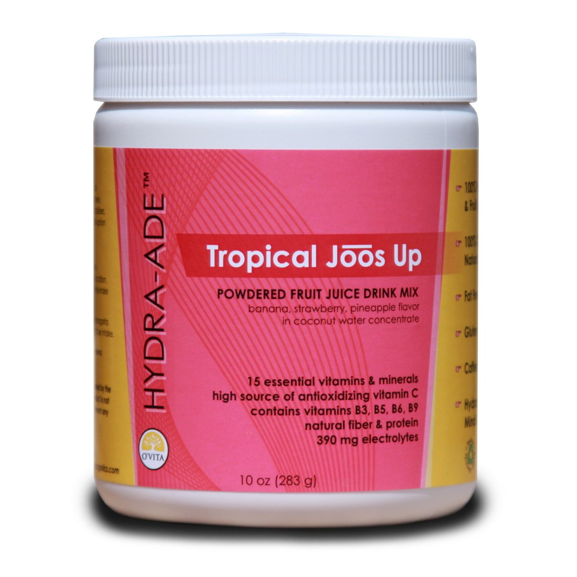 Tropical Joos Up (Lime-Ade)