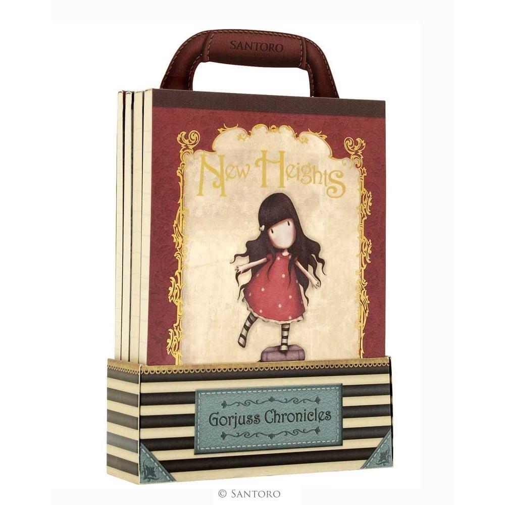 Gorjuss Chronicles Bag of Books (set of 4)
