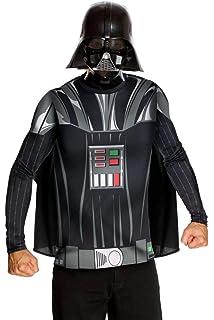Amazon.com: Star Wars 2nd Skin Full Body Suit Adult Darth ...