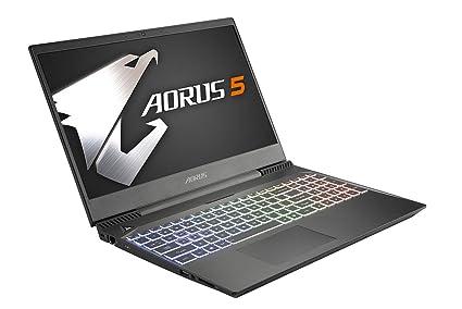 Amazon com: CUK Gigabyte AORUS 5 Ultra Thin Gaming Laptop