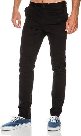 Globe Mens Goodstock Chino Pants 30 Black