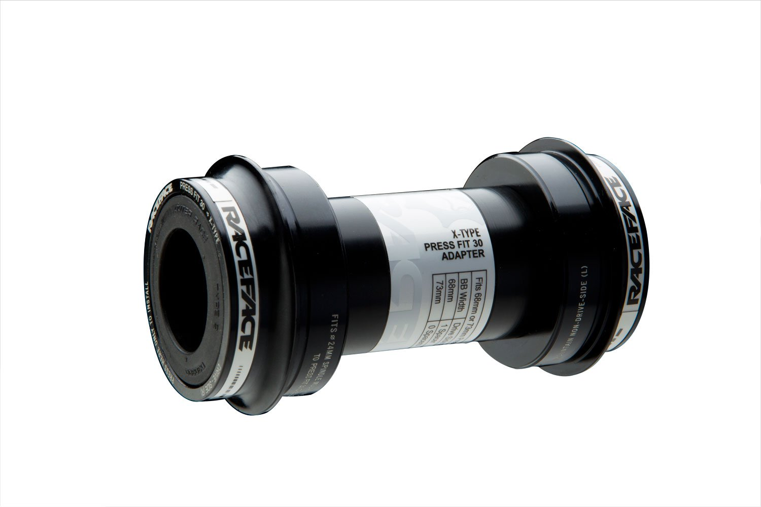 RaceFace Mountain Bicycle PressFit30 To X-Type Adapter