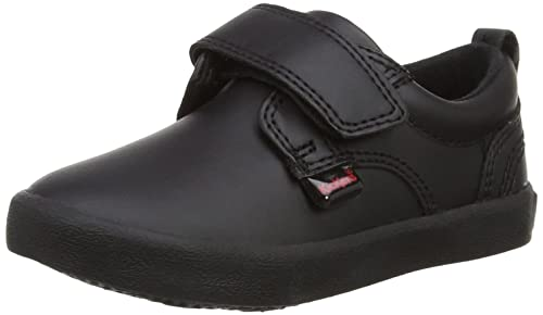Sneakers Footwear Kickers Boys Kariko Strap Trainers Black