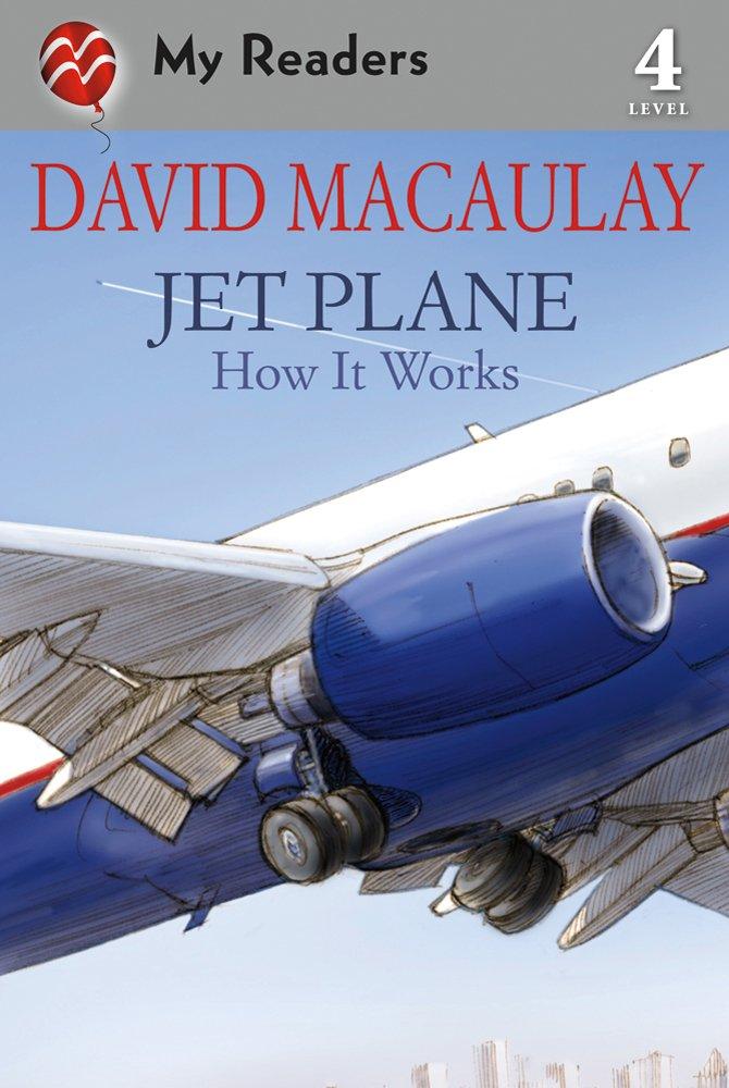 Jet Plane: How It Works (My Readers) pdf epub
