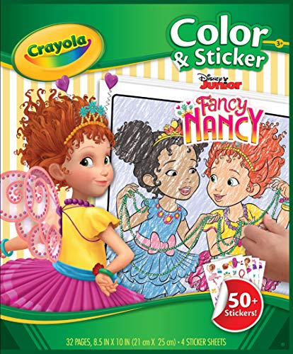 Crayola Coloring Sticker Sheets Multicolor product image