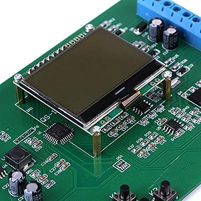 HATCHMATIC 4-Channel Current Signal Generator Module Keystroke Operation Board Digital Source Transmitter with LCD Display 4-20mA