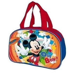 Mickey Mouse Sac a pique nique pour enfant 23x15cm