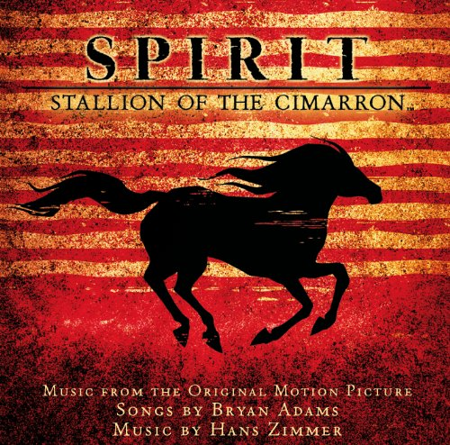 Spirit: Stallion Of The Cimarr...