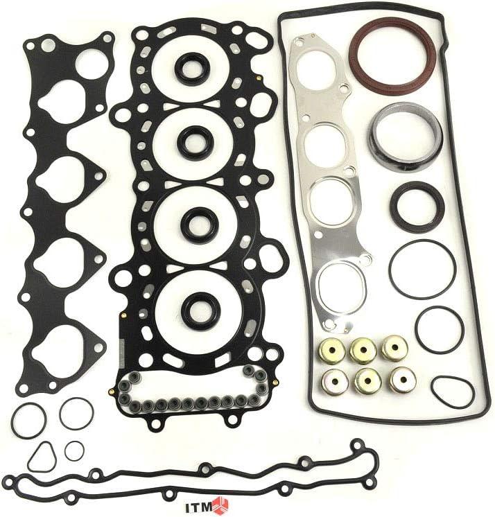 ITM Engine Components 09-01810 Full Gasket Set