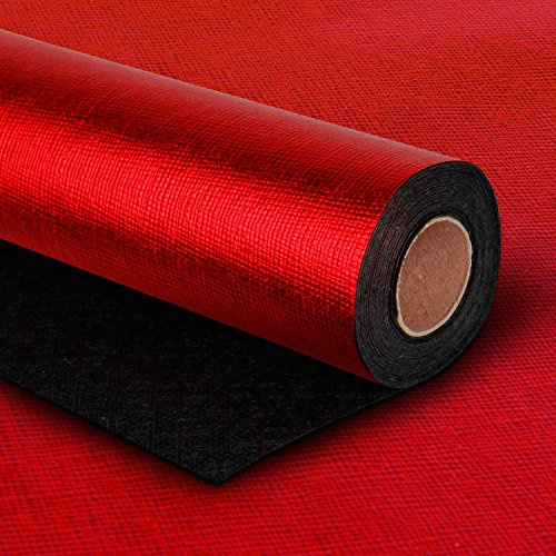 LaRibbons Solid Color Gift Wrapping Paper Roll 30