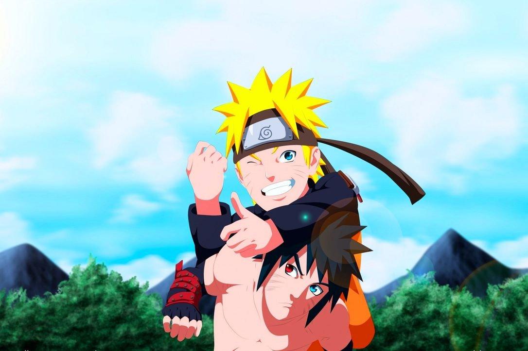 Road to Ninja Naruto the Movie (90x60 cm \ 36x24 inch ...
