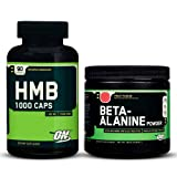Optimum Nutrition HMB, 1000mg 90 Caps. 2 Pack