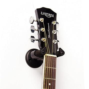 Gancho para guitarra, estilo Hovome, para colgar en la pared, para guitarra, guitarra, ukelele, violín, gancho, accesorios para guitarra: Amazon.es: ...