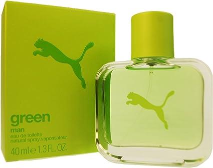 No complicado Deflector diseñador  Puma Green Man Eau De Toilette Natural Spray Male Cologne Fragrance For Him  40ml: Amazon.co.uk: Beauty