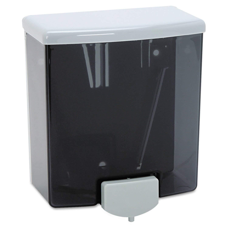Bobrick 40-fl oz Capacity, Classic Series Surface-Mounted Soap Dispenser