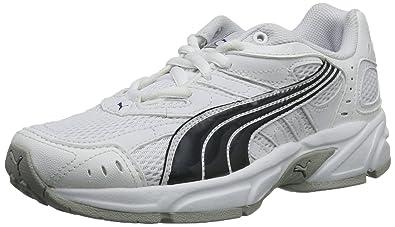 Puma Xenon Jr, Chaussures de Running Compétition Mixte Enfant