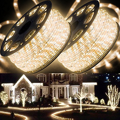 Outdoor Led Rope Lighting By The Foot - 4