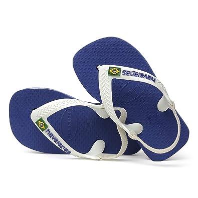 356f59ecd6ca Havaianas Unisex Kids  Baby Brasil Logo Ii Flip Flops  Amazon.co.uk ...
