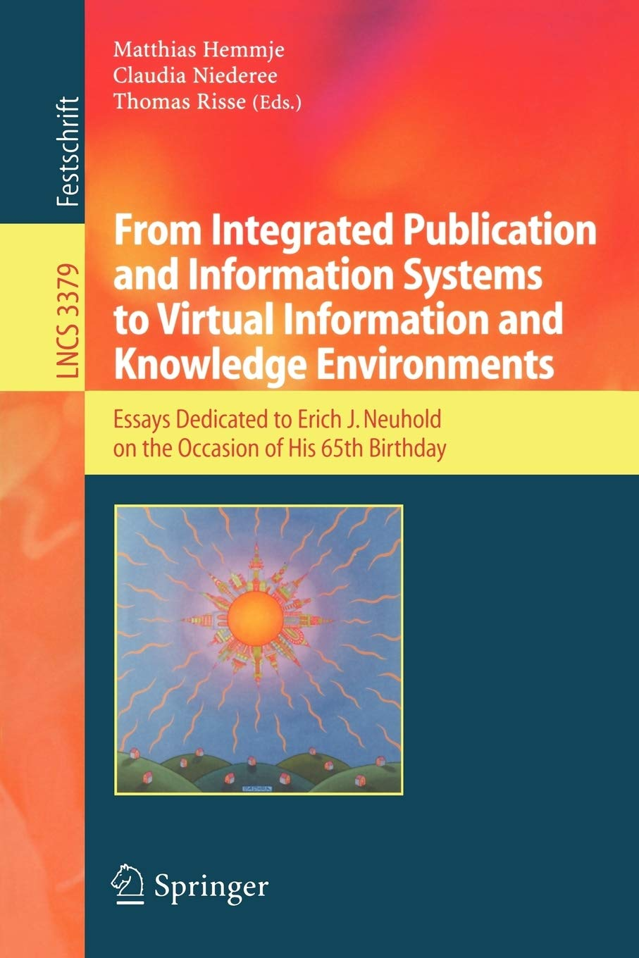 From Integrated Publication and Information Systems to Information ...