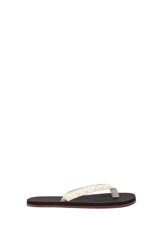 Sandalias de dedo Valentino Garavani Hombre - Tejido (MY2S0872NBU) EU Blanco