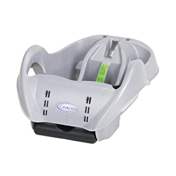 Graco SnugRide Classic Connect Infant Car Seat Base Silver