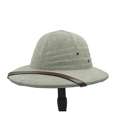 CP & YR - Gorra de estilo militar para mujer Gris gris claro 56 cm ...