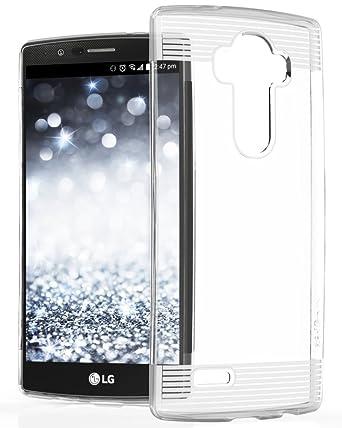 Amazon.com: LG G4 Funda – Vena [vSkin] Slim Protección [1.4 ...