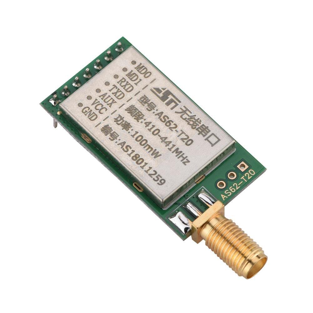 433MHZ SX1278/SX1276 Wireless Module Wireless Serial LORA Spread 2000M UART Interface by Zerone