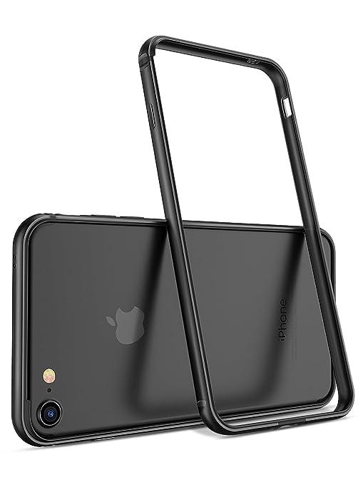 9 opinioni per IPhone 7 Cover, Humixx [FRAME] Telaio di Telefono Design minimalista Ultra Slim