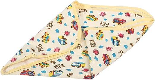 Fdit Pañales de Algodón Reutilizables Impermeables para Bebé ...