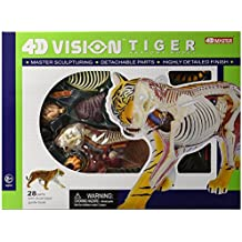 Original - 1 Pack - Famemaster 4D Vision Tiger Anatomy Model