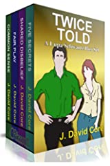 Twice Told: A Lupa Schwartz Box Set (The Lupa Schwartz Mysteries Book 6) Kindle Edition
