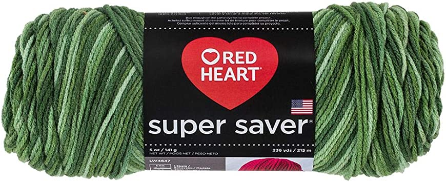 Red Heart 12.5 mm USA 17