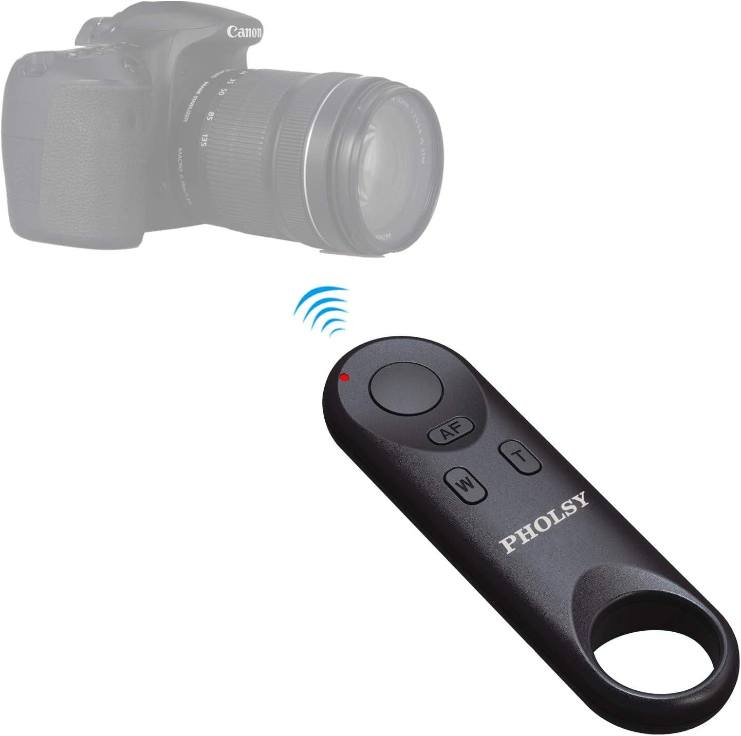 1x Conrol remoto para Canon EOS 800D M6 77D