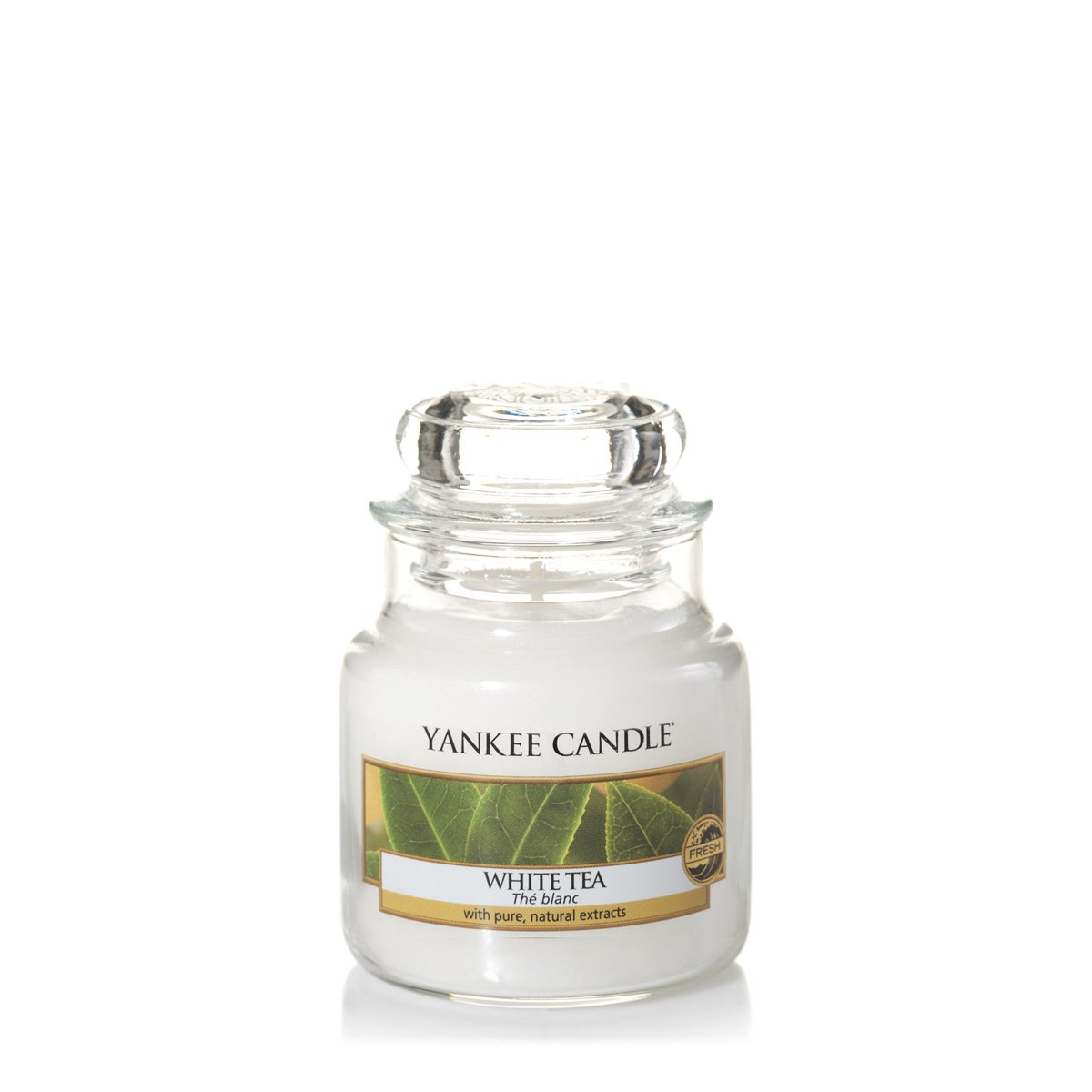 Yankee Candle Candela Piccolo Vaso, Tè Bianco Tè Bianco 1507736E