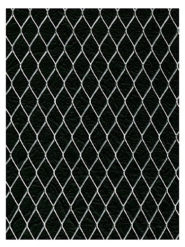 Amaco Wireform Aluminum Gallery Expandable Metal Mesh, 1/2 Inch X 10 Foot Roll 1/2 Inch X 10 Foot Roll American Art Clay Co Inc 4336900354