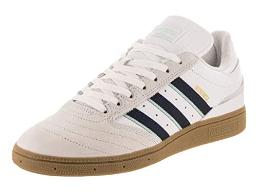 brand new db484 d9964 adidas OriginalsF37346 - Busenitz Uomo, (White Clear Mint), 40.5 EU