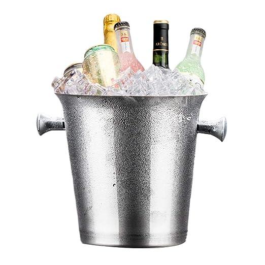 Compra YZBT-ice bucket Cubeta de Champán, Aislante Acero ...