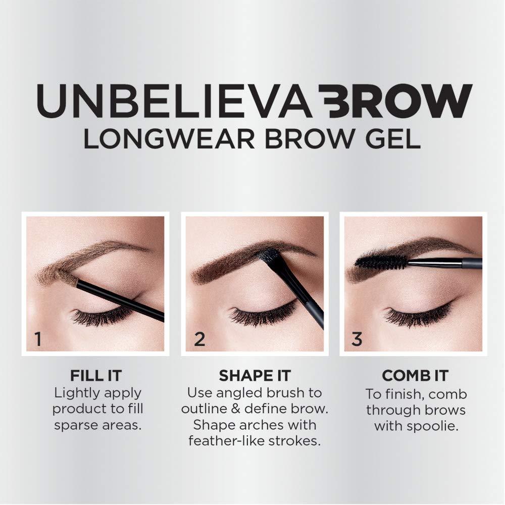 Amazon Loreal Paris Unbelieva Brow Tinted Brow Makeup